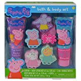 Peppa Pig Bath & Body Set In Box