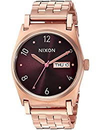 Womens Jane Quartz Stainless Steel Casual Watch, Color:Rose Gold-Toned