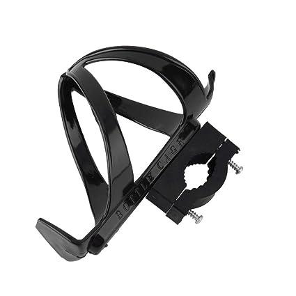 Plástico Negro 56g Cochecito de bebé / portavasos Universal Bicicleta para niños portabicicletas Accesorios para bebés