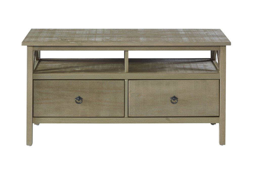 Amazon Linon Titian Rustic Gray Tv Stand Kitchen Diningrhamazon: Linon Home Decor Titan Tv Stand At Home Improvement Advice