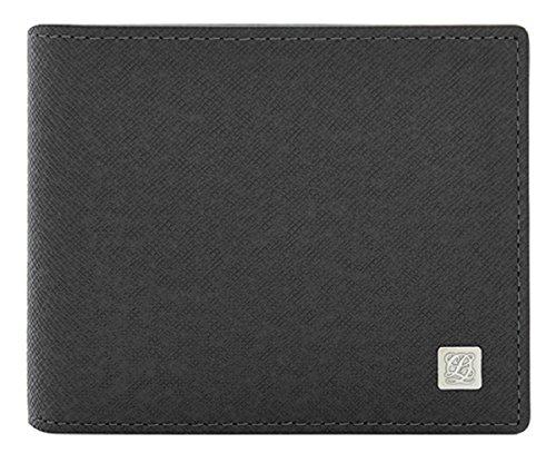 Leather Size SK3AH07GA Simple One Gray Resistant Bifold Wallet LQ Men Scratch LOUIS QUATORZE for R7U6I