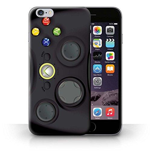 Hülle für iPhone 6+/Plus 5.5 / Schwarz Xbox 360 / Spielkonsolen Kollektion