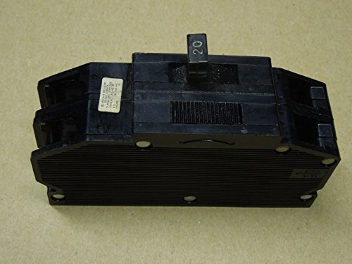 Zinsco, TYPE QCB, 2pole, 20 Amp, 120V, bolt in nice used & guaranteed