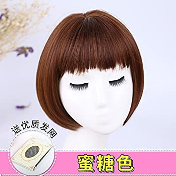 Wiaghuas Liu Haiyuan Yuan Perücke Weibliche Kurze Haare Rasieren