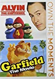 Alvin and the Chipmunks / Garfield: The Movie Double Feature