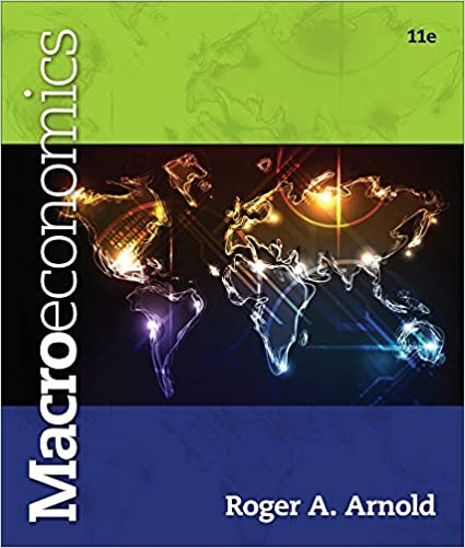 By Roger A. Arnold Bundle: Macroeconomics (with Videos: Office Hours Printed Access Card), 11th + Aplia Printed Access (11th Eleventh Edition)