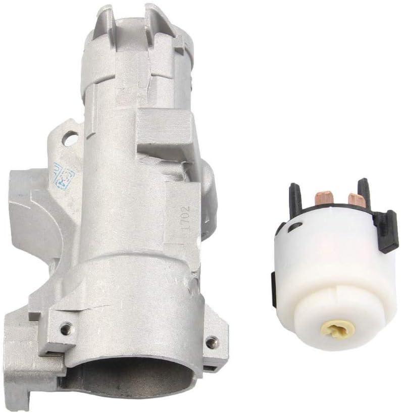 Steering Lock Housing & Ignition-/Starter Switch For V-W Golf J-etta MK4 Passat A-udi A4 A6 4B0905851B
