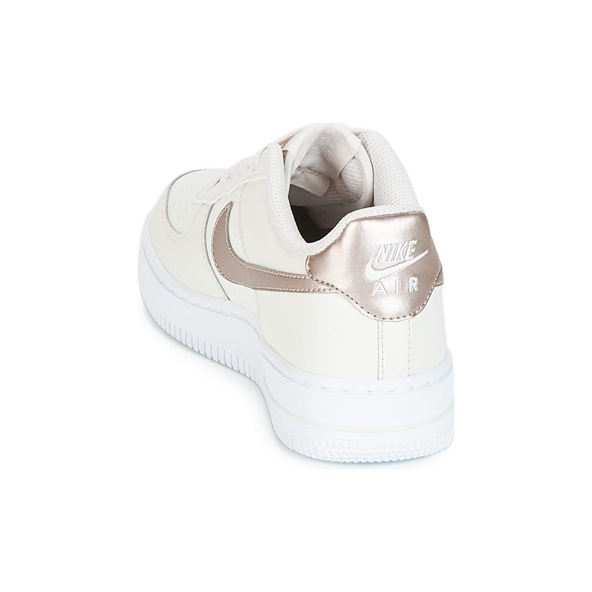 Nike Air Force 1 (GS), Zapatos de Baloncesto para Niñas: Amazon.es: Zapatos y complementos