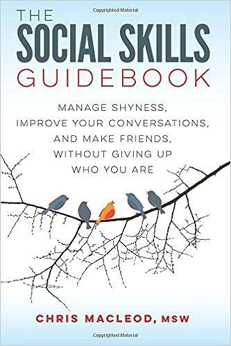 social skills guidebook pdf