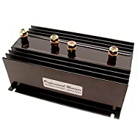 1 - ProMariner Battery Isolator - 2 Alternator - 3 battery - 70 Amp