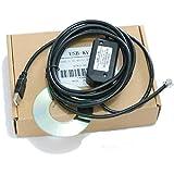 Programming Cable for USB-KV KEYENCE KV series PLC, PC-KV USB Version