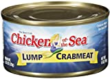 Chicken of the Sea Lump Crabmeat 6 Oz (Pack of 2)