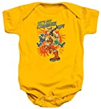 Infant Power Rangers Charged Up Onesie Infant Onesie Size 24 Mos