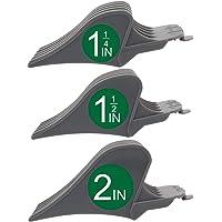 "Professional Hair Clipper Combs Guides, Hair Clipper Guards 1 & 1/4"" 1 & 1/2"" 2"", Mega NO.16 NO.12 NO.10 fits for most…"