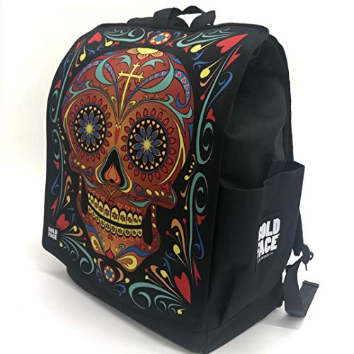 BOLDFACE Skull Backpack (Day of the Dead) -