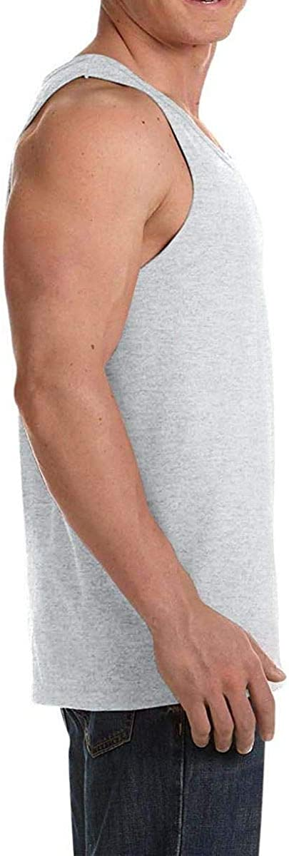 McKinley Iggy Pop New Values Men Fashion Cotton Tank Tops Shirts