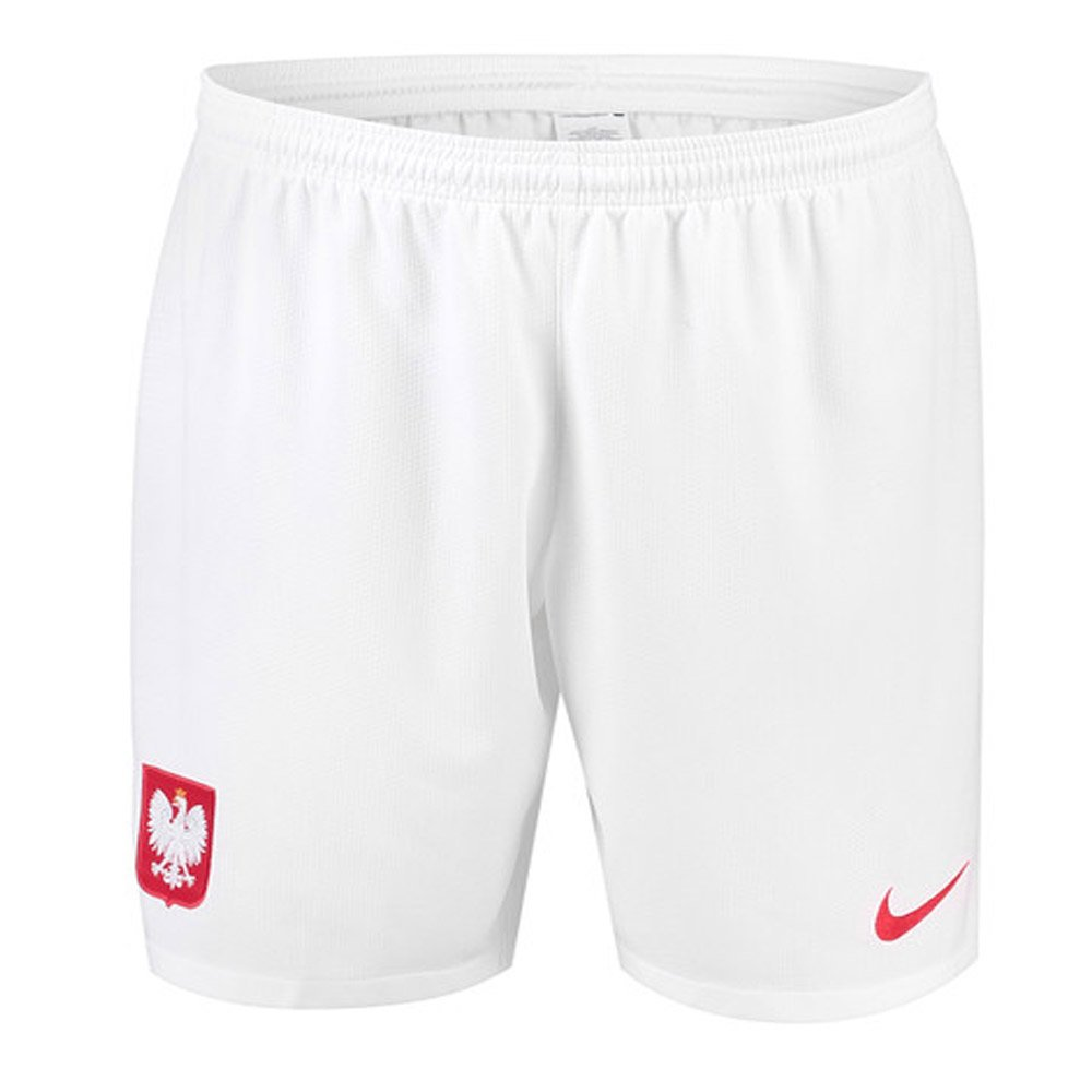 2018-2019 Poland Nike Home Shorts (White) B07C43NJ2J XL 38-40
