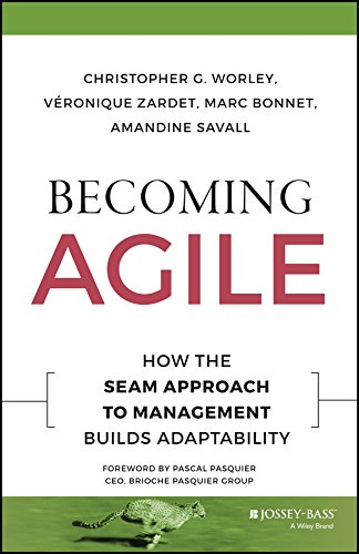 - Becoming Agile: How the SEAM Approach to Management Builds Adaptability (J-B Short Format Series)