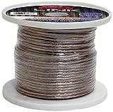 Pyle PSC1850 18-Gauge 50-Feet Spool of High Quality Speaker Zip Wire