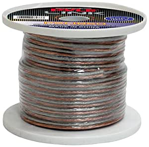 Pyle PSC1850 18-Gauge 50-Feet Spool of Speaker Zip Wire