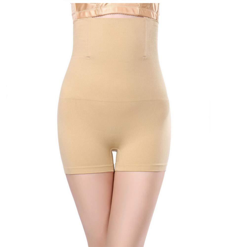 Delimira Faja Reductora Ropa Interior Cintura Alta Pantalones Moldeadores Para Mujer Ropa Braguitas Moldeadoras
