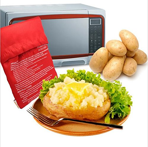 Compra RePasil Baked de Patatas Cocinar en el microondas Bolsa ...