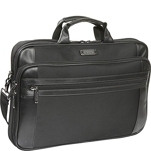 Kenneth Cole Organizer - Kenneth Cole Reaction 18.4-Inch Top Zip Portfolio/Notebook Case (536735)