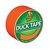 Duck 1265019 1.88'' X 15 Yards Orange Duck Tape