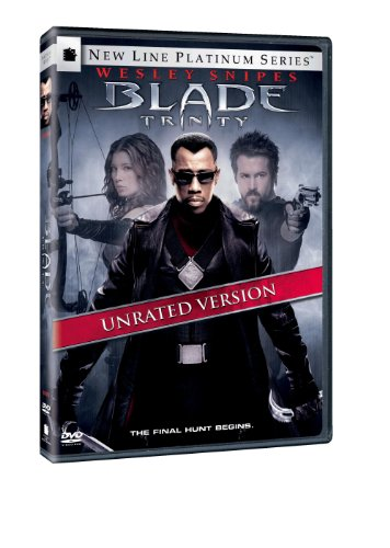 Blade Trinity (Unrated Version) (Era Of Archery Book)