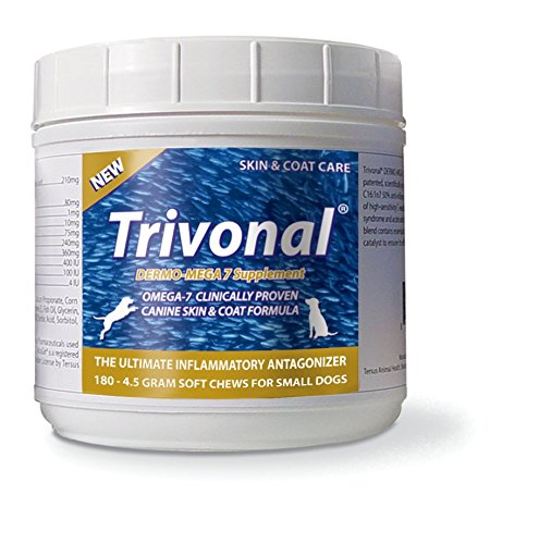 180ct Small Dog Trivonal Dermo-Mega Small Dog 180 Count