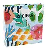 Meadowsweet Kitchens Create Your Own Collected Recipes Cookbook - Watercolors