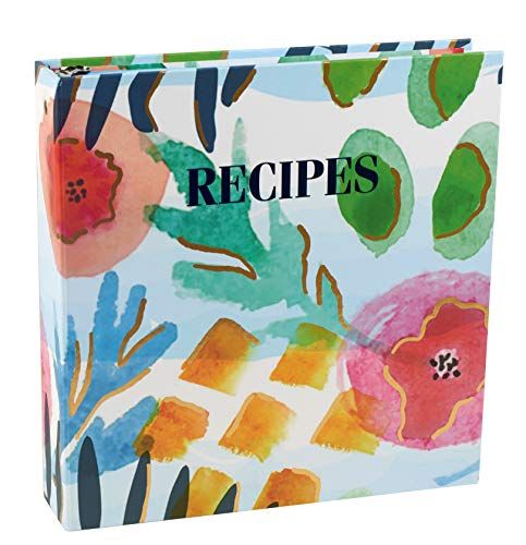 Meadowsweet Kitchens Create Your Own Collected Recipes Cookbook - Watercolors by Meadowsweet Kitchens