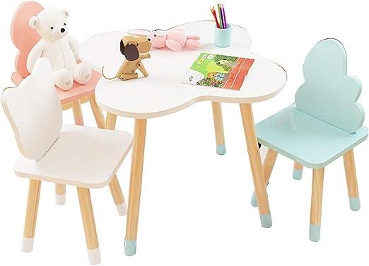 Juegos de mesas y sillas Juego de Mesa y Silla para niños ...