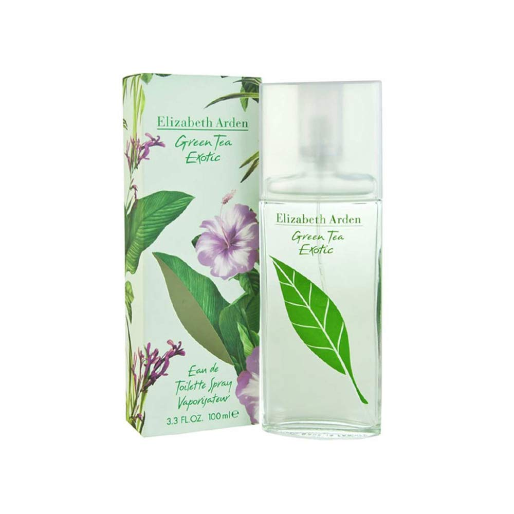green tea exotic perfume by elizabeth arden