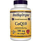 Healthy Origins CoQ10 (Kaneka Q10) 300 mg, 150 Softgels For Sale
