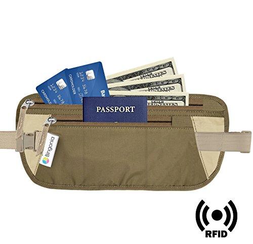 Money Belt Travel Wallet Blocking product image