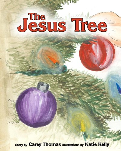The Jesus Tree by [Thomas, Carey]