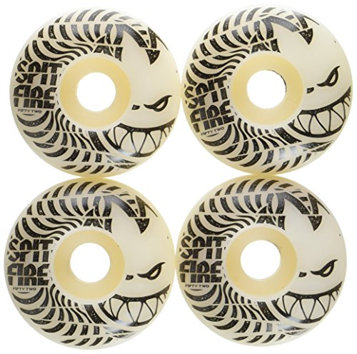 Spitfire Low Downs 99DU Wheels Price Point, White, 52 mm