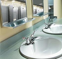 Moen 8800 Commercial M-Bition 4-Inch Centerset Lavatory Faucet 1.5 gpm, Chrome