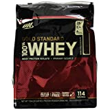 OPTIMUM NUTRITION 100% Whey Gold Standard, Double Rich Chocolate, 3.47 Kilogram