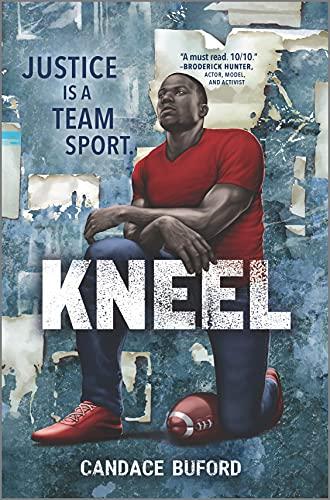 Book Cover: Kneel