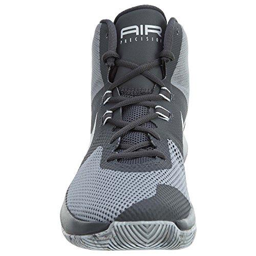 Basket cool Précision Nike Air Gris De Noir Hommes Gris Chaussure De Gris Foncé Loup wOwXxSqT