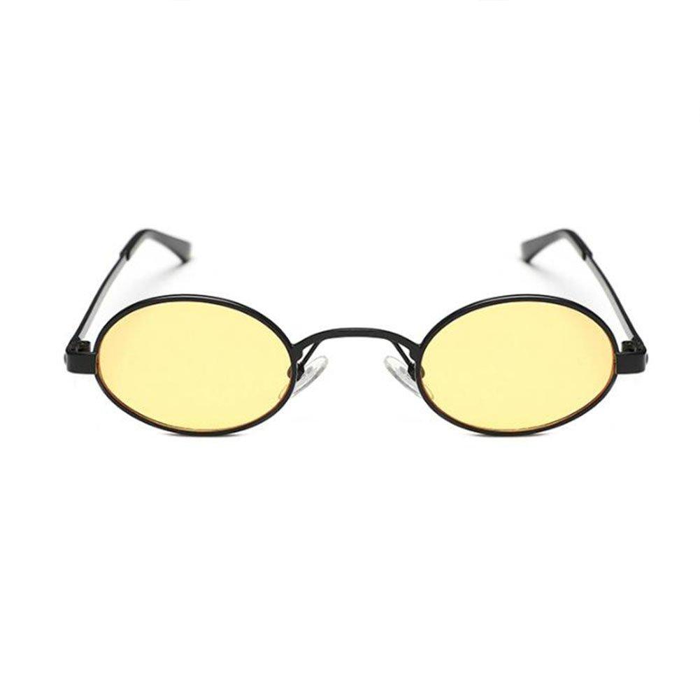 SUNNY Gafas De Black/light Sol Black/Light Vidrios Redondos De : La ...