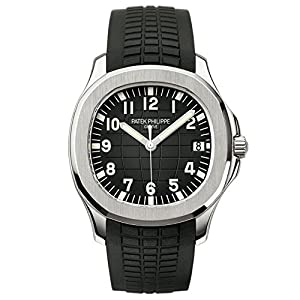 510dMvdEqVL. SS300  - Patek Philippe Aquanaut Automatic Black Dial Stainless Steel Men's Watch 5167A-001