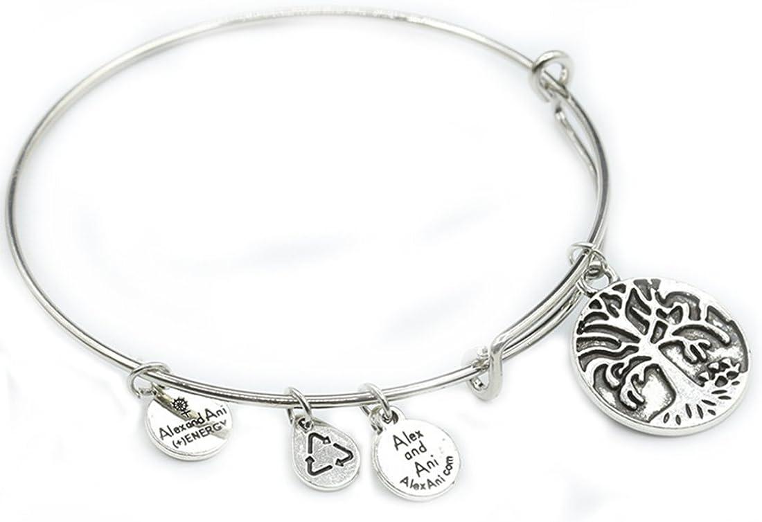Gudeke para mujer Fashion joyas árbol de la vida pulsera, regalo para el día de la madre, 7.92