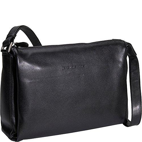 derek-alexander-classic-top-zip-handbag-black-one-size