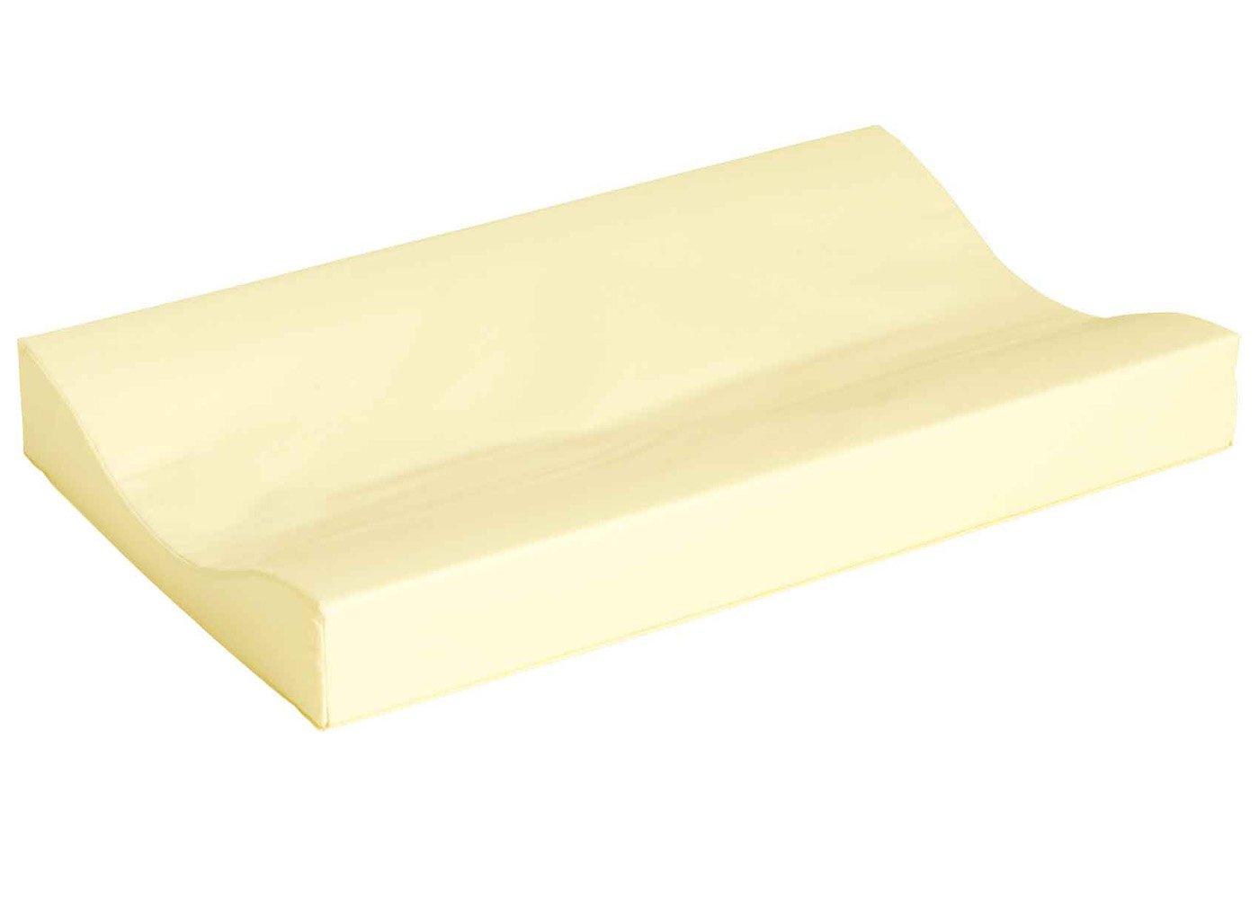 Bébé-Jou 480019.0 - Cambiador plastificado, 72 x 44 cm, color amarillo