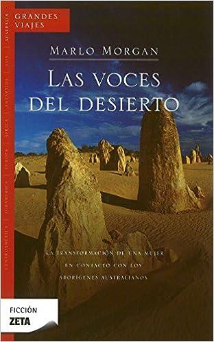 Resultado de imagen de AS VOCES DO DESERTO MARLO MORGAN