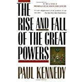 Book cover for The Rise and Fall of the Great Powers