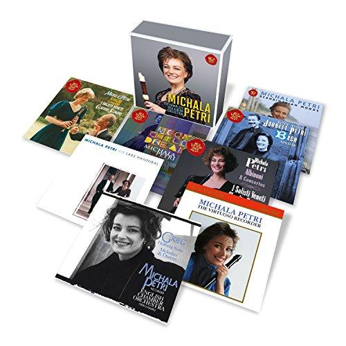 Michala Petri: The Complete RCA Album - Collection Bach